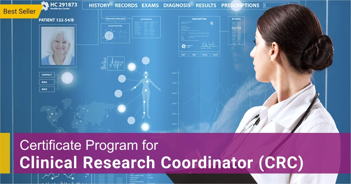 Certificate Program For Clinical Research Coordinator L November