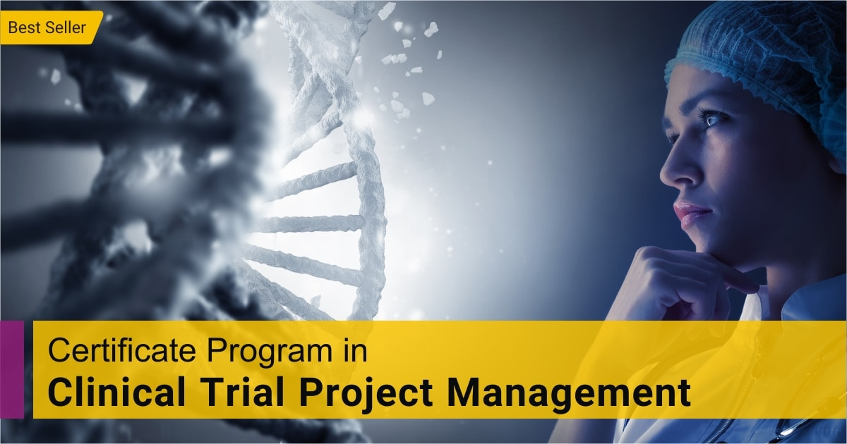 certificate program in clinical trial project management l